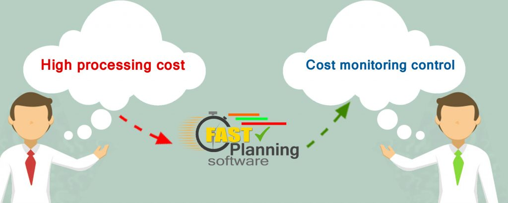Cost Monitoring Control