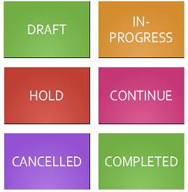 Task Updation in Task Management Software
