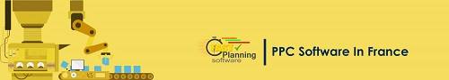Production Planning and Control Software in France