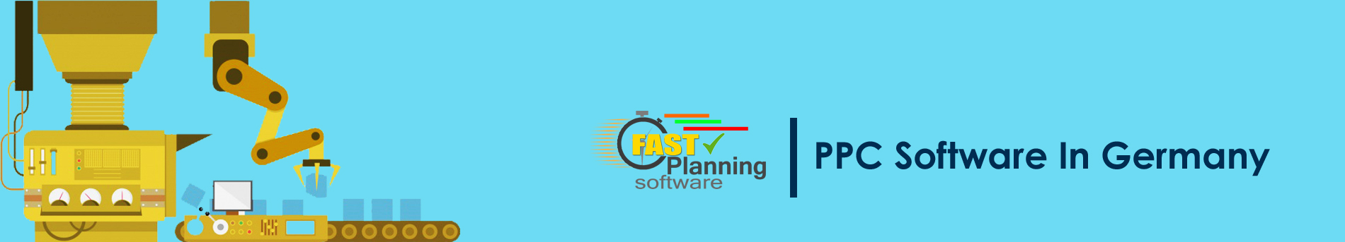 Production Planning and Control Software in Germany